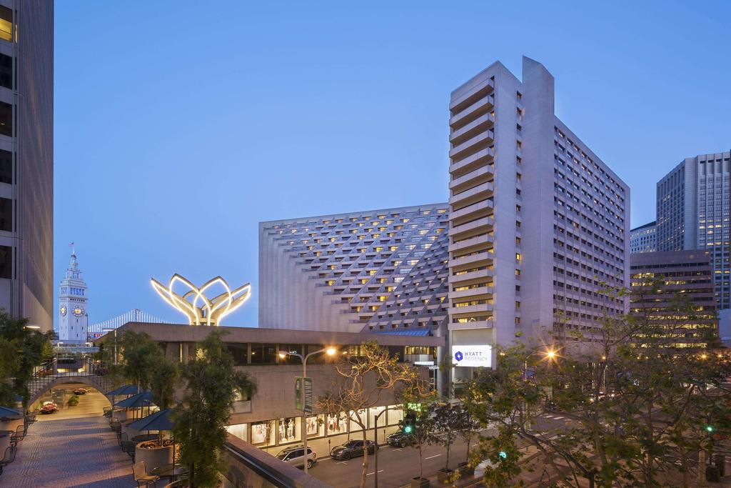 Hyatt Regency San Francisco Hospitality Solutions