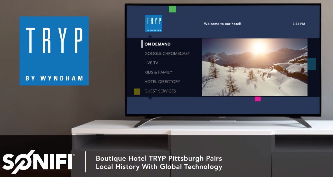 STAYCAST at TRYP Pittsburgh