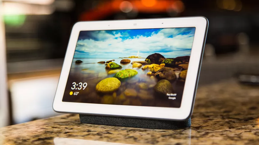 Google Nest Hub as a Hospitality Solution