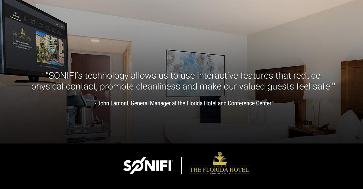 Florida Hotel & Convention Center - social